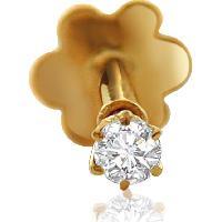 Gold Nose Pins Gold Nose Pins Dealers Suppliers Manufacturer