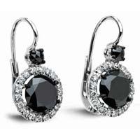 Black Diamond Earring (CWBDGE002)