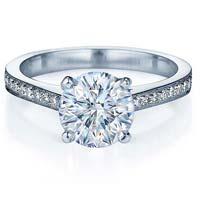 Diamond Engagement Ring (CWEDGR002)
