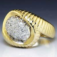 Diamond Wedding Ring (CWWDGR002)
