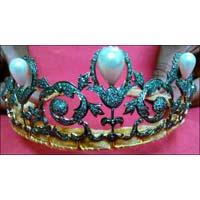 Victorian Tiara Crown (CWVTC259)