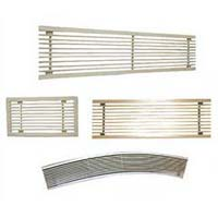 Aluminum Air Conditioner Linear Grill