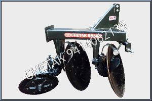 MF Disc Plough