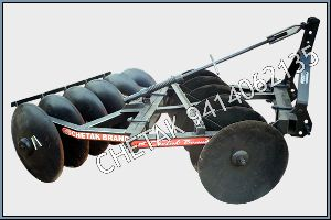 MF Offset Disc Harrow