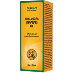 Chalmogra Oil