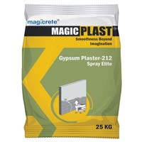 Spray Elite Gypsum Plaster