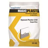 Gypsum Plaster Superfine