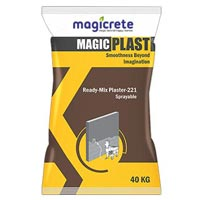 Ready Mix Plaster - 221 Sprayable
