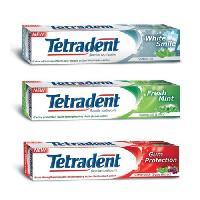 Tetradent Toothpaste