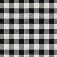 Acrylic Check Fabric