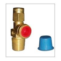 Plastic Cap for O2 or Acetylene Cylinder Valves