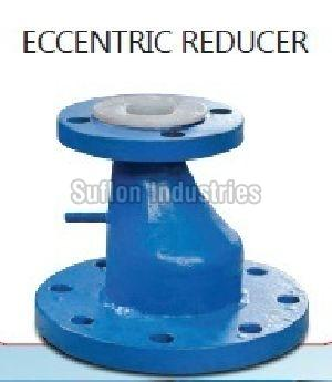 PTFE Eccentric Reducer