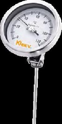 Stainless Steel Bimetal Gauge