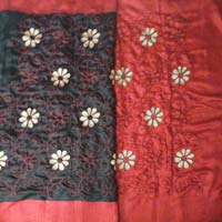 Pure Dupian Silk Saree