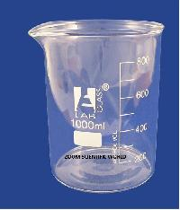 Glass Beaker (250ml)