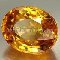 Yellow Sapphire Precious Stone
