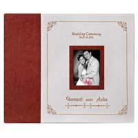 Premium Photo Album Cover