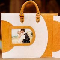 Premium Photo Album With Bag