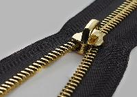 Metal Zipper 01