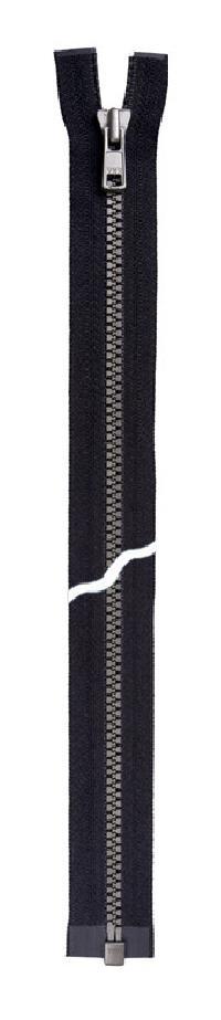 YKK Vislon Zipper (VSMROR,L-36 DA EM)