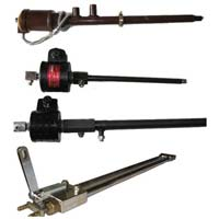 IAEC Gas Burner Flame Rod