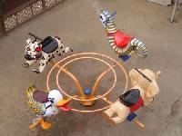 Playground Merry Go Round (DFPMG-514)