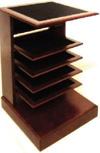 Wooden Podium (VE - 071)