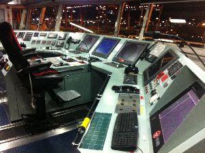 Ship\'s Bridge Equipment