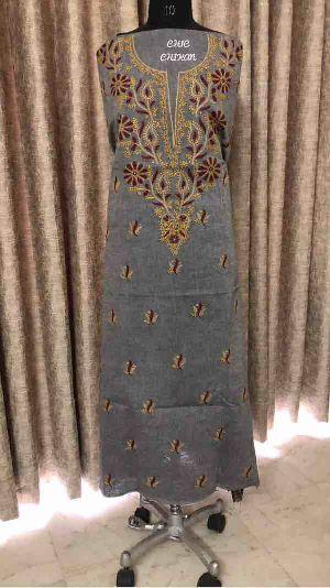 Handloom Cotton Suits 01