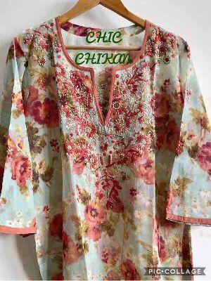 Ladies Designer Kurtis 06