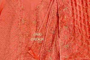 Pure Georgette Fabric 01