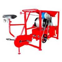 Pedal and Power Operated Seed Cleaner