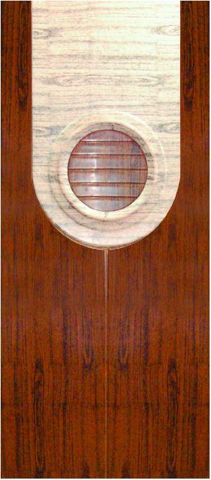 OD 604 V Fibro Plast Hospital Door