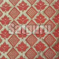 Baaghi Silk Jacquard Fabric
