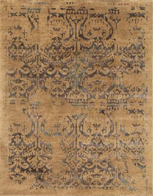 Hand Knotted Indo Nepali Carpet (AE-T132)