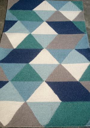 Wool Dhurrie (AE-WD144)