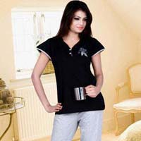 Ladies Nightwear Suit 01