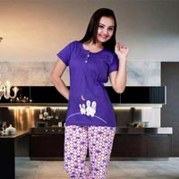 Ladies Nightwear Suit 03