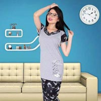 Ladies Nightwear Suit 05