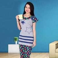 Ladies Nightwear Suit 07