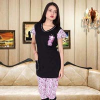 Ladies Nightwear Suit 08