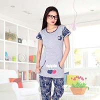 Ladies Nightwear Suit 09