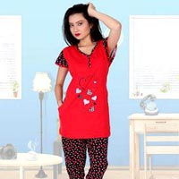 Ladies Nightwear Suit 10