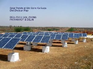 Solar Power Plant Installation 02