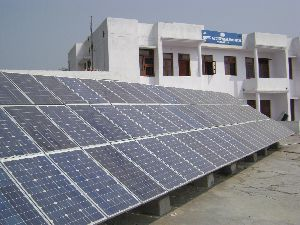 Solar Power Plant Installation 05