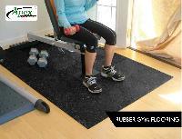 Rubber Gym Flooring 01