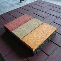 Rubber Tiles Flooring