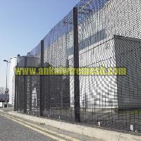 358 Security Fencing Welded Mesh Panel