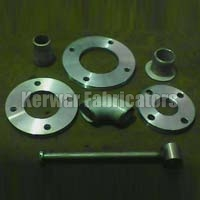 Steel Flanges Fabrication