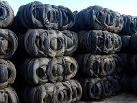 Baled Tyre Scrap